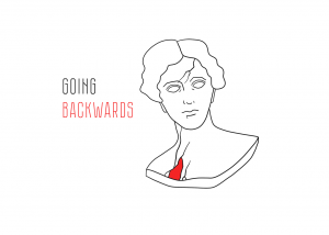 1.going backwards