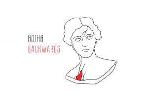 1.going backwards