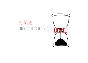 11.no more