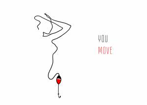 5you move