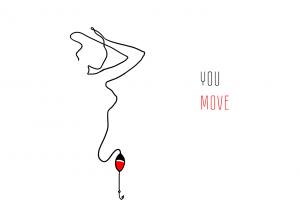 5you move